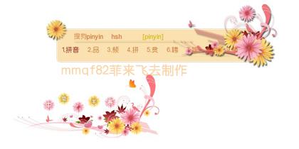 浪漫花语-彩菊