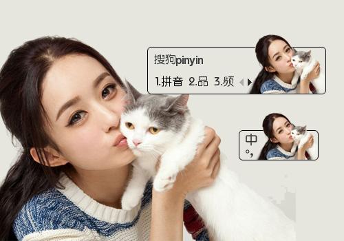 >> 【鱼】赵丽颖·猫咪